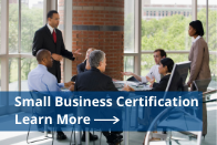 Small Business Certification